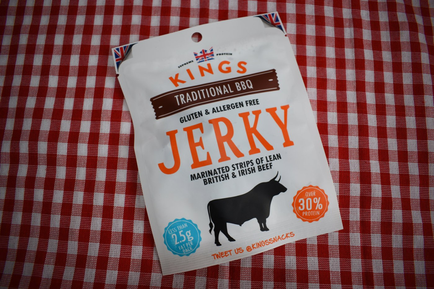 Kings Traditional BBQ Jerky