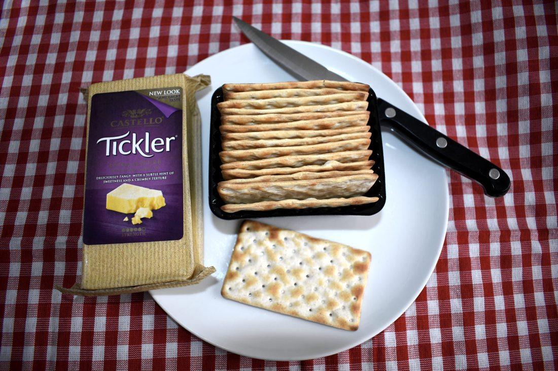 Miller's Elements Crackers