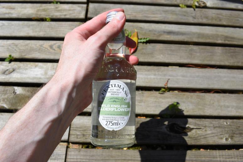 Fentimans Botanically Brewed Drinks - Wild English Elderflower