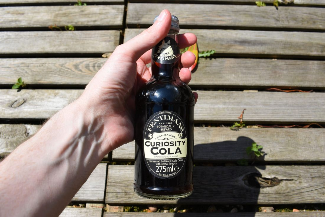 Fentimans Botanically Brewed Drinks - Curiosity Cola