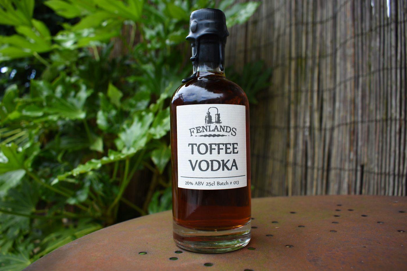 Fenlands Toffee Vodka