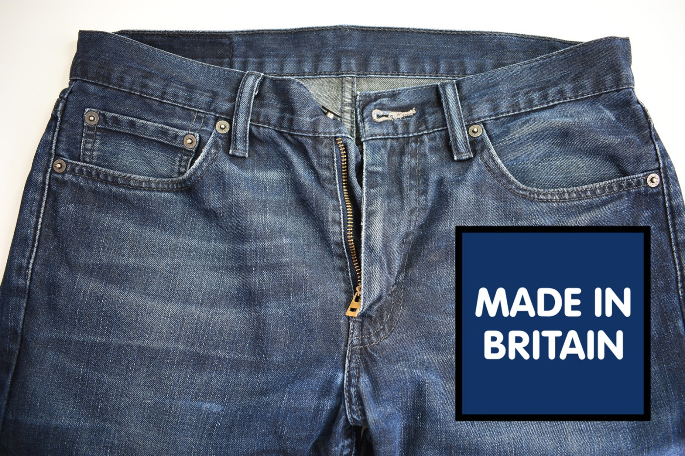 Jeans Made in Britain