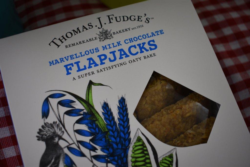 Marvellous Milk Chocolate Flapjacks